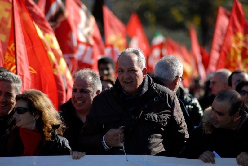 Manifestazione FIOM