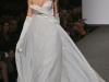 20120129 - MODA - ROMA: GIANNI MOLARO FA SFILARE LA CRISI. Gli abiti della collezione primavera/estate 2012. PHOTO: STEFANO COSTANTINO