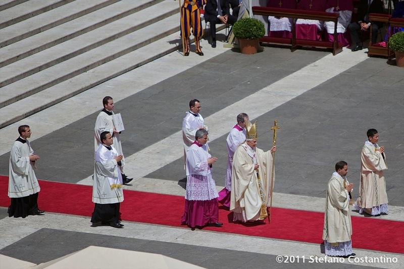 RELIGIONE: BEATIFICAZIONE DI PAPA GIOVANNI PAOLO II