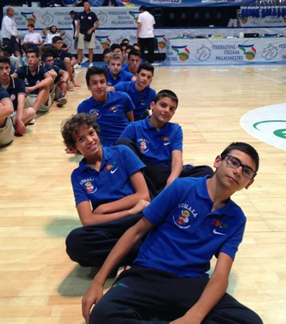 gruppo Basket Impresa