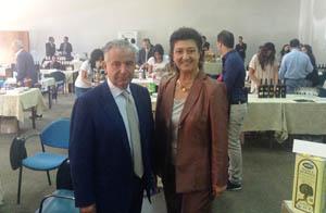Luigi Fedele e Letizia Miccoli