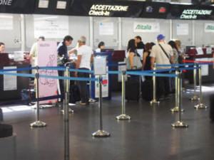 Aeroporto Tito Minniti - traffico passeggeri