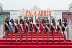 Miss Italia - Finaliste Campania