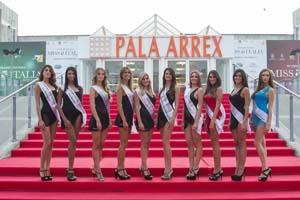 Miss Italia - Finaliste Emilia Romagna