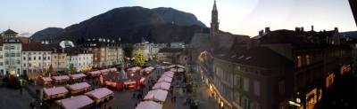 il mercatino di Bolzano