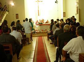Interno della Chiesa Sant'Anna diella frazione Mercuri di Platania  (5)