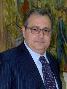 L'Assessore Regionale all'Agricoltura Michele Trematerra