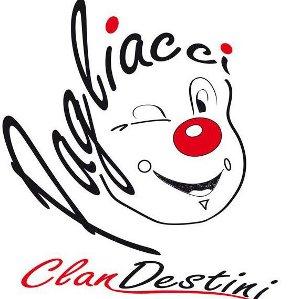 Logo pagliacci clandestini
