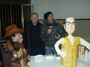 Sfilata carnevale a Platania - Oratorio Benedetto XVI - Don Pino Latelli e Raffaele Bellakioma  2014 083