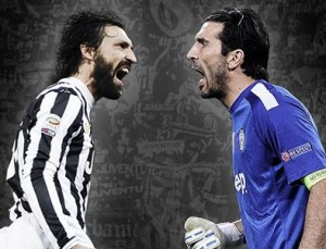 Pirlo Buffon - Juventus