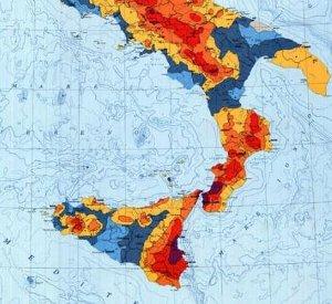 un esempio di microzonazione sismica