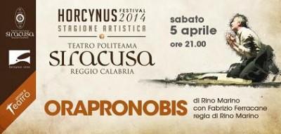 OraProNobis