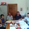 Nella foto da sx: D'Amico, Federico, Lucente, Zagordo, Lepore
