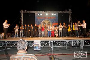 i concorrenti del festival