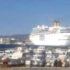 Costa Neo Romantica_ Porto di Reggio Calabria
