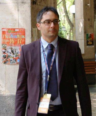 Paolo Cicciù Presidente Provinciale e Consigliere Nazionale Csi