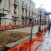 Lavori riqualificazione del Corso Garibaldi - Reggio Calabria