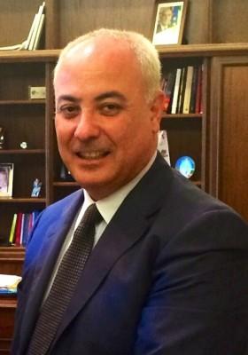 nella foto, il presidente Klaus Algieri