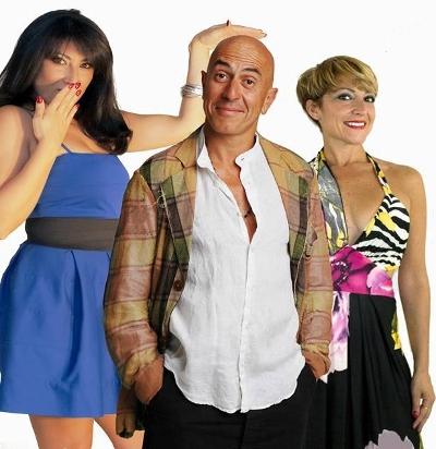 Ciufoli - Labruna - Novaldi Conduttori premio Mia Martini 2014