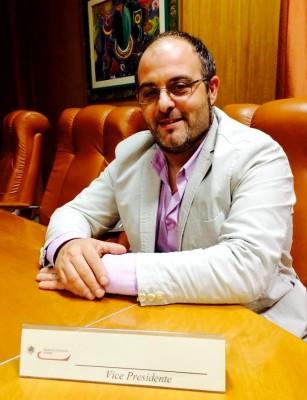 Il vice presidente della Camera, Francesco Rosa