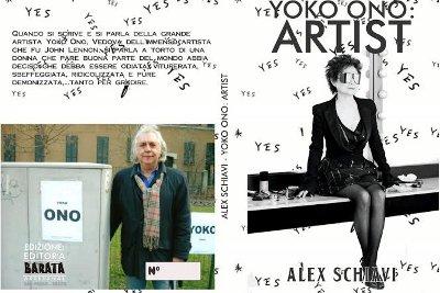 Libro Yoko Ono Artista