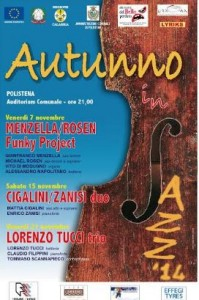 autunno in jazz