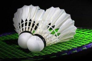 volant-de-badminton