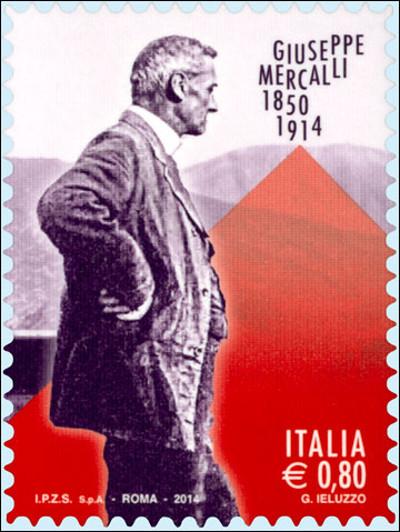 Mercalli francobollo