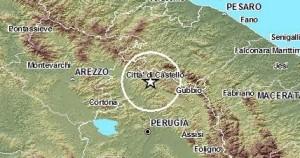 Terremoto Alta Val Tiberina