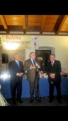 On. Giovanni Nucera Premio Mick Bagalà 2015