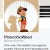 Pinocchio wired