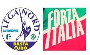 lega forza italia