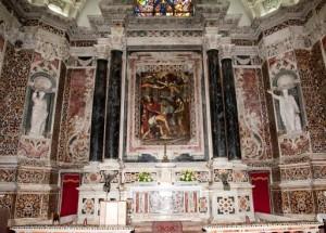 Cappella del Sacro Cuore - Duomo di Reggio