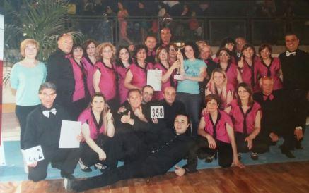 Campioni Regionali 2015 Over 35 Syncro latin classe C