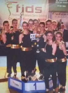 Campioni Regionali 2015 under 15 classe unificata BA