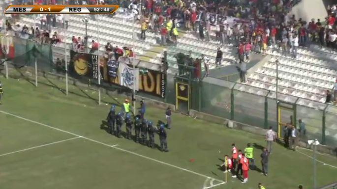 Messina  -  Reggina - Play out 2014/2015