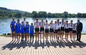 azzurri Para-Rowing