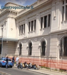 immigrati clandestini Reggio Calabria