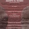 eventi agosto museo