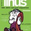 locandina buon compleanno LINUS