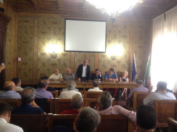 Conferenza Camera di Commercio