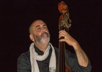 """Fig. 4 – Pino Delfino musicista jazz del """"Duo semiserio"""""""