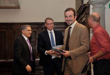 Premiazione INGV - Prize Paper Award