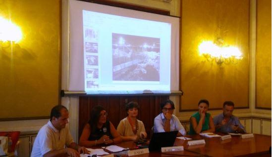 conferenza stampa Piazza Italia
