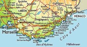 Costa Azzurra Cartina Politica.La Costa Azzurra Come Culla Degli Estremisti Islamici Ilmetropolitano It