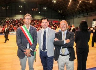 Gnassi Zamblera Cagnoni archivio SPORTDANCE 2015