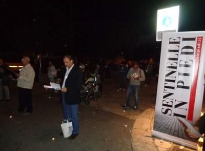veglia Sentinelle Reggio Calabria 25