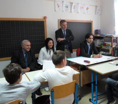 Inaugurazione Scuola Ortì