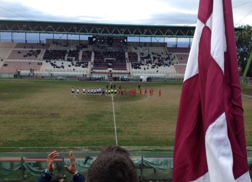 Reggina vs Due Torri 0-0