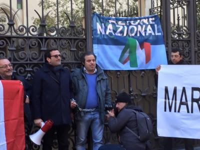 Marò liberi ambasciata india orsomarso